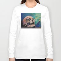 fullmetal alchemist Long Sleeve T-shirts featuring The Alchemist by Michael Creese