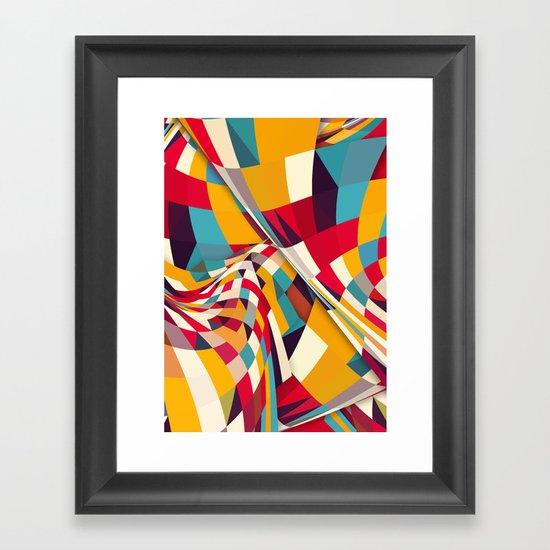 Nazca Framed Art Print