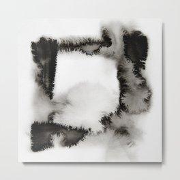 Dissolve Metal Print
