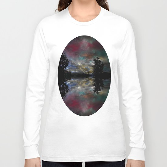 Here and There Long Sleeve T-shirt