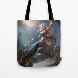 Gunner Tote Bag