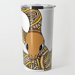 Rainbow Serpent Travel Mug