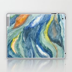 Fluid Texture Laptop & iPad Skin