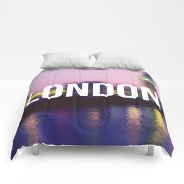 London - Cityscape Comforters