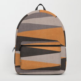Harar in Yellow Multi Backpack