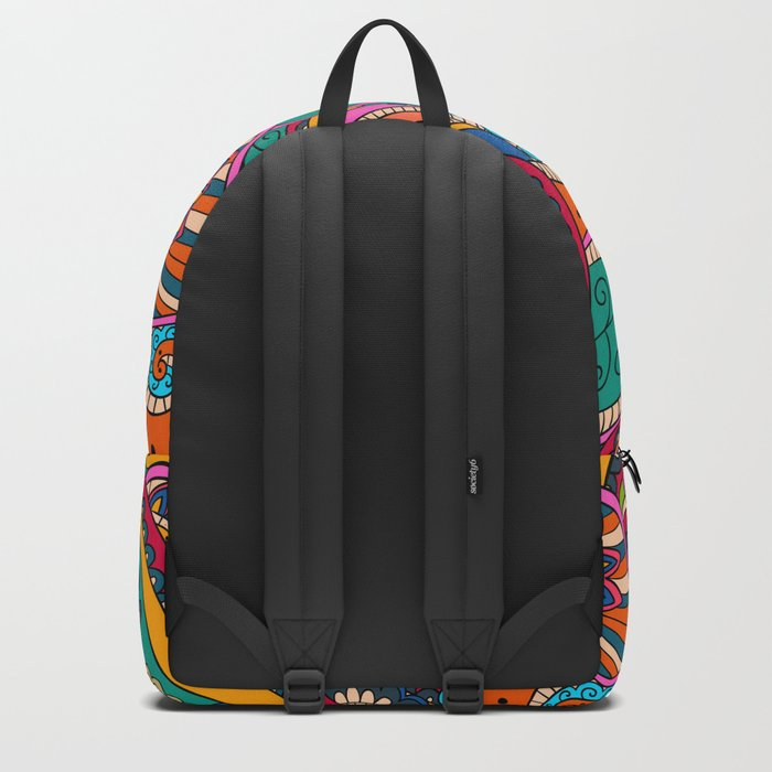 African Style No22 Backpack