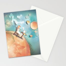 Apricots [From Super Mario Galaxy] Stationery Cards