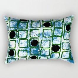 Space Window Rectangular Pillow