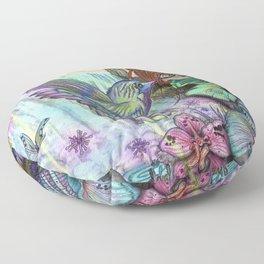 Integration Imagination Floor Pillow