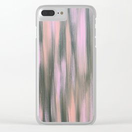 feathered Clear iPhone Case