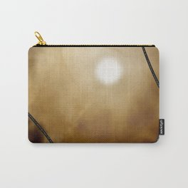 Glass Ceiling Carry-All Pouch