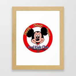 DCP Kool Kidz Club Fall/Fall Advantage 2015 Framed Art Print