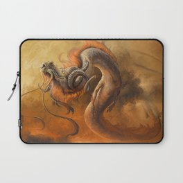 Morning Stroll Laptop Sleeve