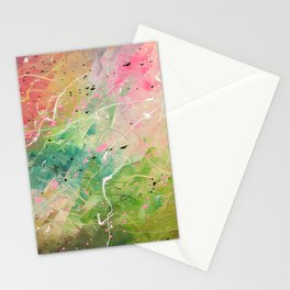 Autumn colors fantasy 7 Stationery Cards