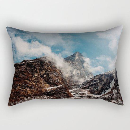 Far from home Rectangular Pillow