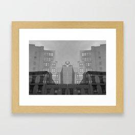 Reversal #4 Framed Art Print