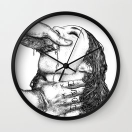 asc 716 - Le désir secret (True love) Wall Clock