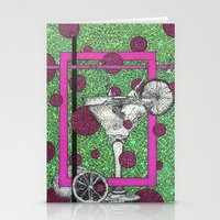 drink Stationery Cards featuring Drink by Aimee Alexander