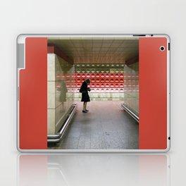 Taking Notes on the Subway Laptop & iPad Skin