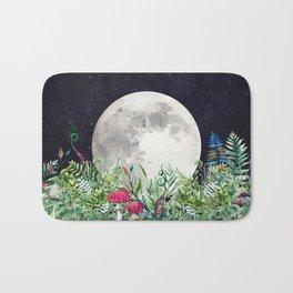 Night Garden Magick Bath Mat