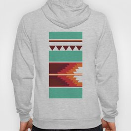 American Native Pattern No. 419 Hoody