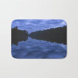 Deep Reflection Bath Mat