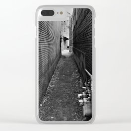 ...any path will take you there... Clear iPhone Case