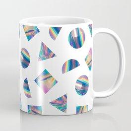 Holographic Shapes 01 Coffee Mug