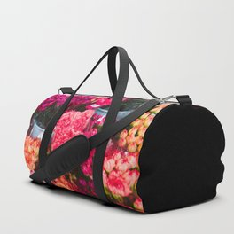 All The Carnations Duffle Bag