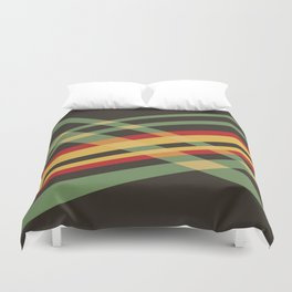 Welcome to the Past #01' Duvet Cover