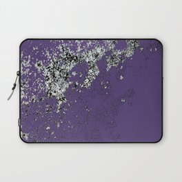 Purple Mold Laptop Sleeve