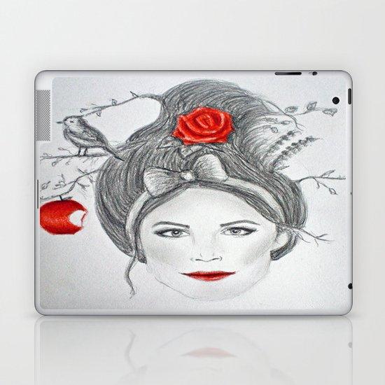 Snow White II Laptop & iPad Skin
