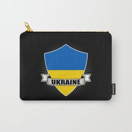 Ukraine Flag Nation Carry-All Pouch