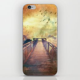 Of Mist and Stars iPhone Skin
