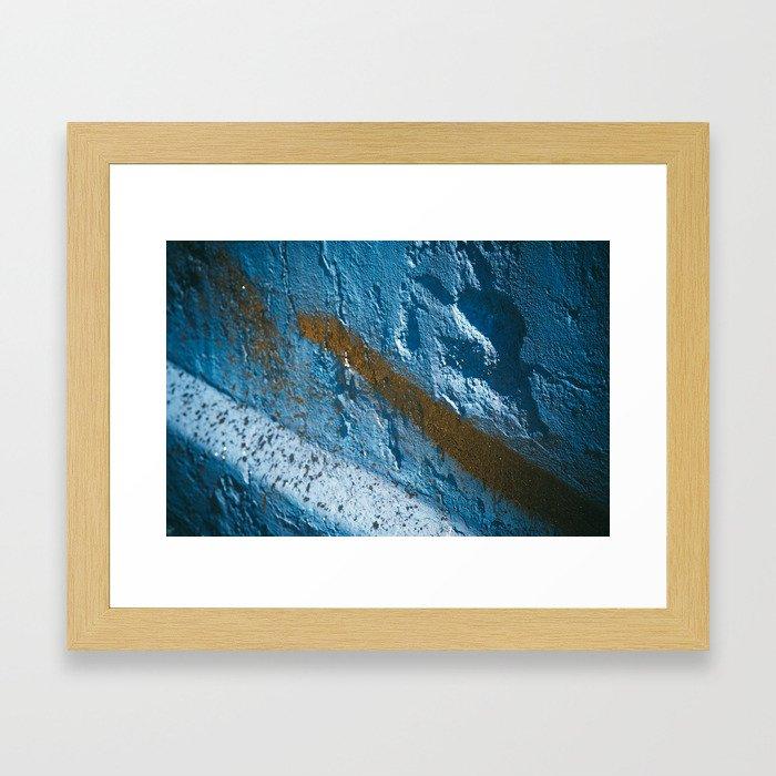 Expanding Drop Framed Art Print