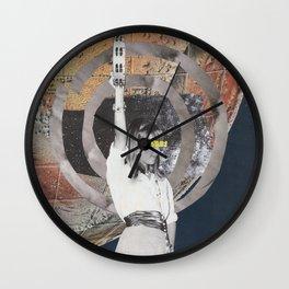 rah rah Wall Clock