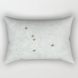 Cancer x Astrology x Zodiac Rectangular Pillow