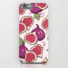 fig pattern iPhone 6s Slim Case