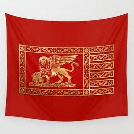 Venetian Lion Wall Tapestry