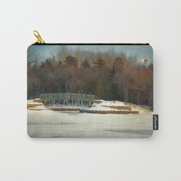 Winter Colours Carry-All Pouch