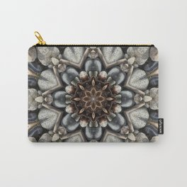Driftwood Mandala 1 Carry-All Pouch
