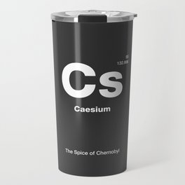 Caesium Travel Mug