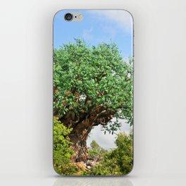 Animal Kingdom Tree of Life iPhone Skin
