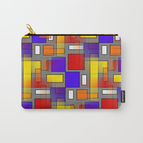 Color Mix Carry-All Pouch