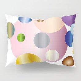 planetarium abstract geometrical design Pillow Sham