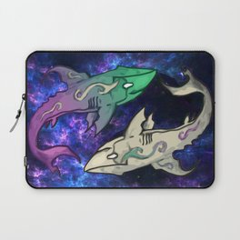 Cosmic Shark Laptop Sleeve