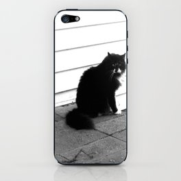 What Are You Looking At ? iPhone Skin