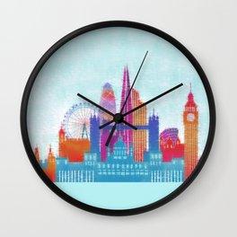 London Dreams  Wall Clock
