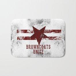 BrownCoats Bath Mat