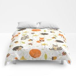 Cute animals Comforters